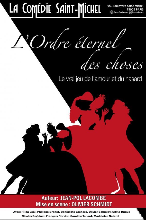 L'Ordre éternel des choses à la Comédie Saint-Michel