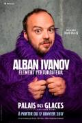 Alban Ivanov : Élément perturbateur au Palais des Glaces