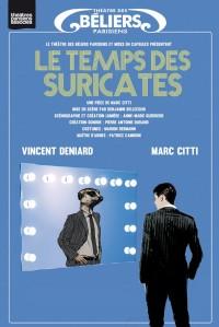 Le Temps des suricates au Théâtre des Béliers parisiens