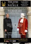Hommage aux castrats au Théâtre de Nesle