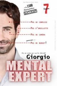 Giorgio : Mental Expert à l'Apollo Théâtre (7e saison)