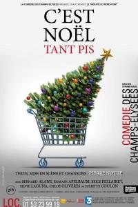 C'est Noël tant pis à la Comédie des Champs-Élysées