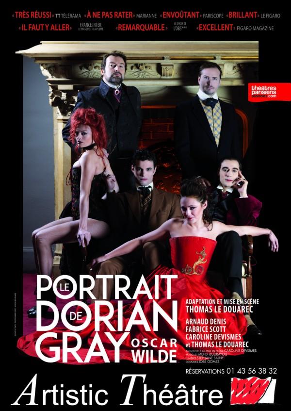 Le Portrait de Dorian Gray à l'Artistic Théâtre