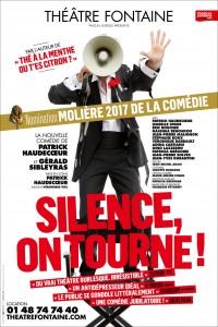 Silence, on tourne ! au Théâtre Fontaine