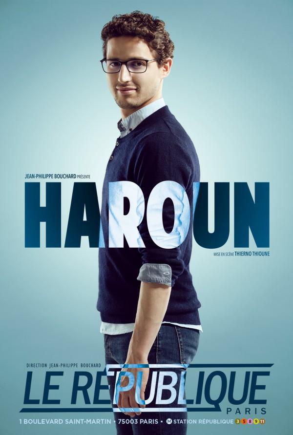 Haroun au Théâtre Le République
