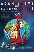 Adam et Ève : La Pomme fatale 1 au Théâtre Les Feux de la Rampe
