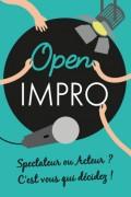 Open impro au Théâtre Le Bout