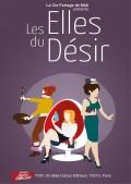 Les Elles du désir au Théâtre Darius Milhaud