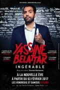 Yassine Belattar : ingérable ! à la Nouvelle Ève