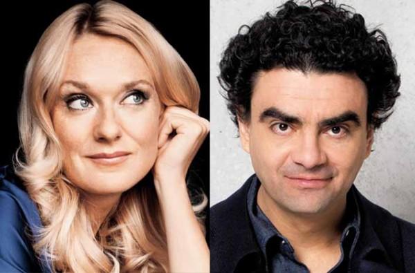 Rolando Villazón et Magdalena Kožená