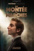 Mathias Pradenas : La Montée des marches à La Nouvelle Seine
