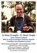Le 5ème Évangile Henri Vergès à la Chapelle Notre-Dame-des-Anges