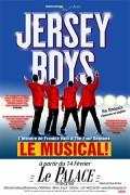Jersey Boys au Palace