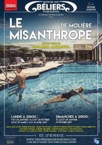 Le Misanthrope au Théâtre des Béliers parisiens