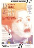 Billie Holiday - Sunny Side à la Folie Théâtre