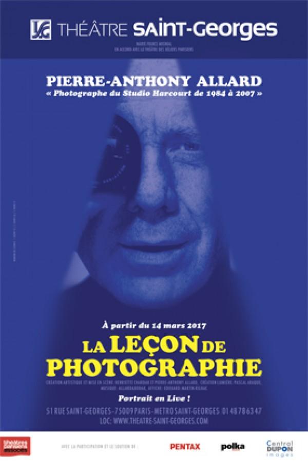 La Leçon de photographie au Théâtre Saint-Georges