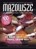 Mazowsze au Grand Rex