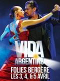 Vida ! Argentino aux Folies Bergère