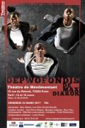 Depwofondis au Théâtre de Ménilmontant