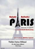 Balade Paris Ballades au Théâtre Darius Milhaud