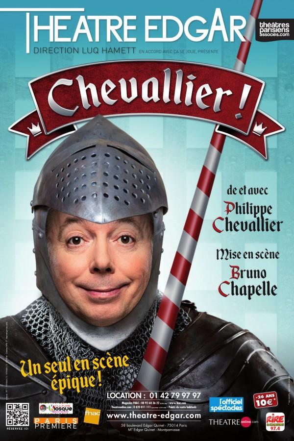 Chevallier ! au Théâtre Edgar
