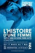 L'Histoire d'une femme au Théâtre de Poche-Montparnasse
