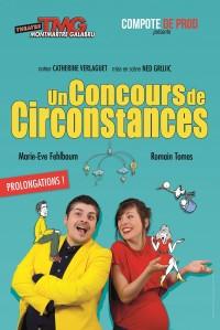 Un concours de circonstances au Théâtre Montmartre Galabru