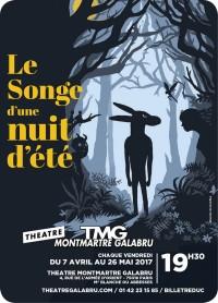 Le Songe d'une nuit d'été au Théâtre Montmartre Galabru