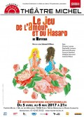 Le Jeu de l'amour et du hasard au Théâtre Michel