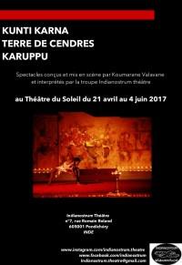 Théâtre Indianostrum en résidence au Théâtre du Soleil