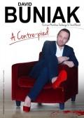 David Buniak : À contre-pied - Affiche