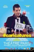 Benjy Dotti : Caricatures à Paris Story