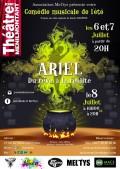 Ariel, du rêve à la réalité au Théâtre de Ménilmontant