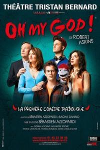 Oh my God ! au Théâtre Tristan-Bernard