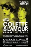 Colette & l'amour au Théâtre de Poche-Montparnasse