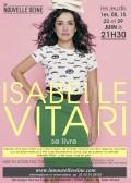 Isabelle Vitari se livre à La Nouvelle Seine
