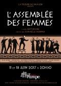 L'Assemblée des femmes au Théâtre Les Feux de la Rampe
