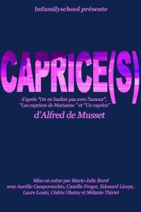Caprice(s) au Théâtre de Ménilmontant
