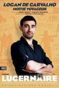 Logan de Carvalho : Moitié voyageur au Théâtre du Lucernaire