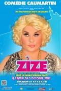 Zize : La Famille Mamma Mia ! à la Comédie Caumartin