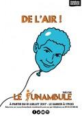 Laurent Balaÿ : De l'air ! au Funambule