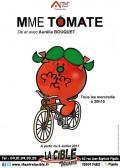 Aurélie Bouquet : Mme Tomate à La Cible