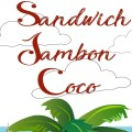 Jo Bavol : Sandwich jambon coco à La Cible
