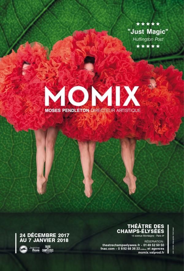 Viva Momix Forever au Théâtre des Champs-Élysées