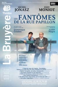 Les Fantômes de la rue papillon au Théâtre La Bruyère