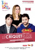 Le Criquet russe au Théâtre des Blancs-Manteaux
