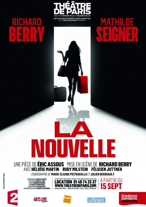 La Nouvelle au Théâtre de Paris