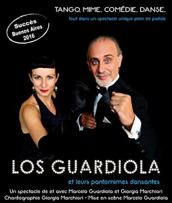 Los Guardiola au Théâtre L'Essaïon