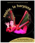 Sophie Bonduelle : Sophie, la Harpiste au Théâtre L'Essaïon