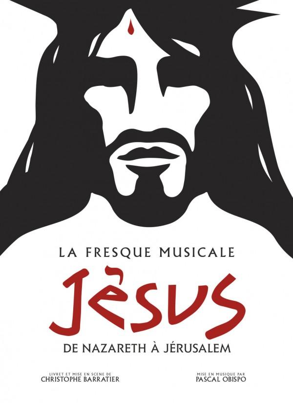 Jésus, la comédie musicale au Dôme de Paris - Palais des Sports